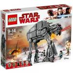 Heavy Assault Walker al Ordinului Intai Lego Star Wars
