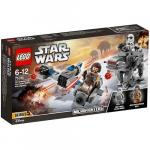 Ski Speeder contra Walker al Ordinului Intai Microfighters 75195 Lego Star Wars
