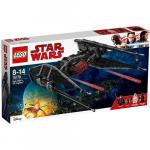 TIE Fighter-ul lui Kylo Ren Lego Star Wars