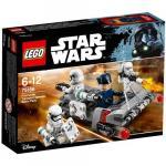 Transportor de Viteza al Ordinului Intai Lego Star Wars