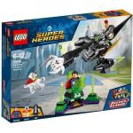 Alianta Superman si Krypto Lego Super Heroes