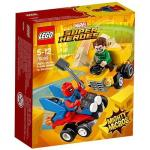 Mighty Micros Scarlet Spider Contra Sandman Lego Super Heroes