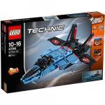 Avion cu reactie pentru curse Lego Technic