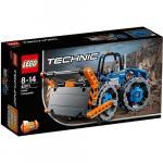 Buldozer compactor Lego Technic