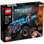 Camion de remorcare 6x6 Lego Technic