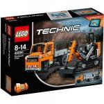 Echipaj pentru Repararea Drumurilor 42060 Lego Technic