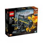 Excavator cu Roata Port Cupe 42055 Lego Tehnic