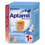 Lapte praf Nutricia Aptamil Junior 1+, 1200g 12luni+