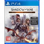 Joc Middle Earth Shadow Of Waw Definitive Edition PS4