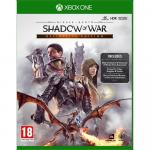 Joc Middle Earth Shadow of War Definitive Edition Xbox One