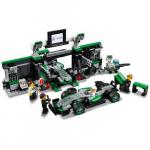 Mercedes AMG Petronas Formula One Team 75883 Lego Speed Champions