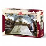 Puzzle 1000 piese Library