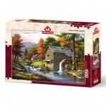 Puzzle 1500 piese Old Sutter s mill