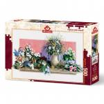 Puzzle 500 piese Spring Flowers