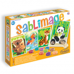 Sablimage Animale in Pericol