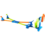 Set de joaca Hot Wheels Balance Breakout + cadou o masinuta Hot Wheels