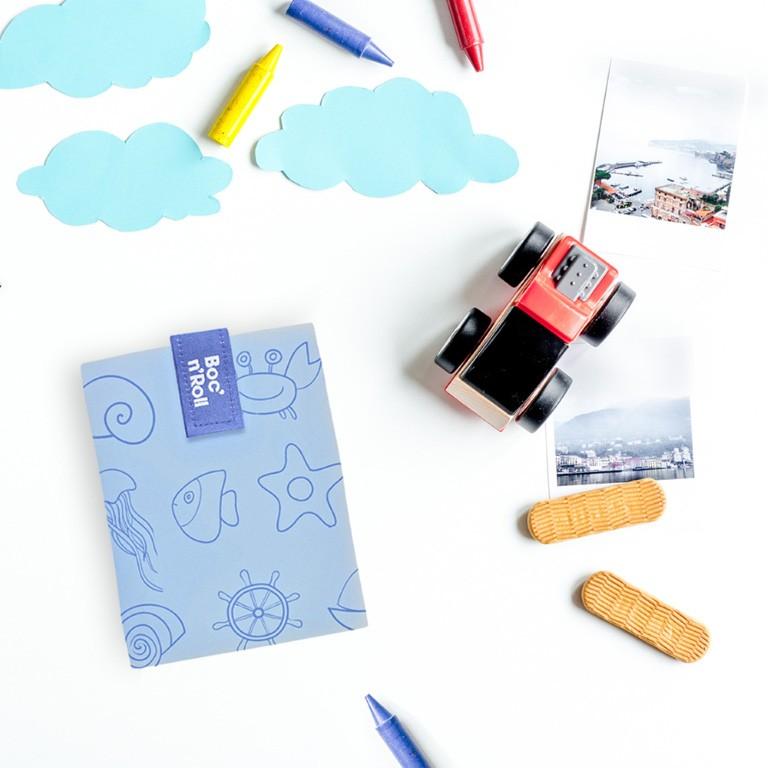 Ambalaj reutilizabil Boc n Roll Paint Sea