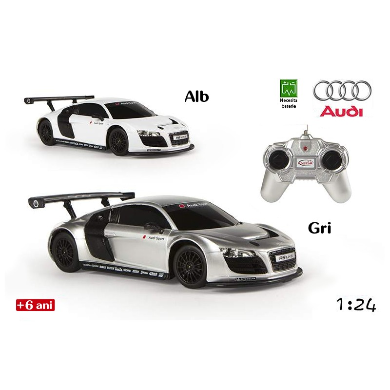 Jucarie masina Audi R8 cu radiocomanda RaStar