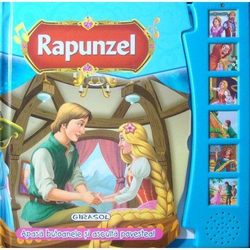 Citeste si asculta - Rapunzel