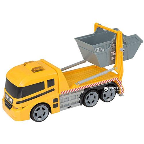 Masina de gunoi cu lumini si sunete Skip Lorry