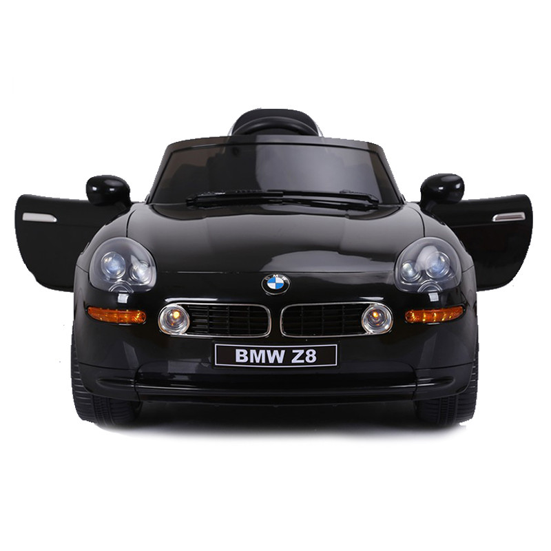 Masinuta electrica cu roti eva BMW Z8 Negru