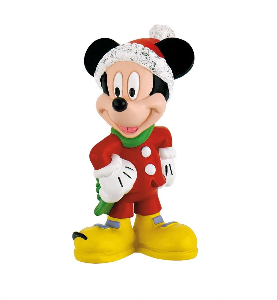Figurina Mickey Craciun