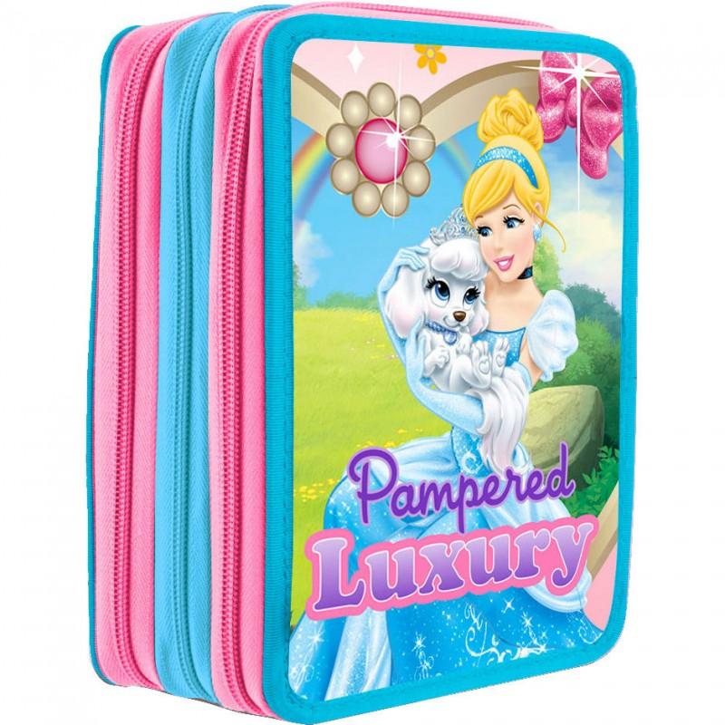 Penar triplu echipat Princess Pets