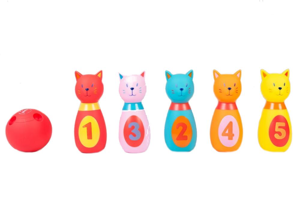 Set de popice soft Pisicute