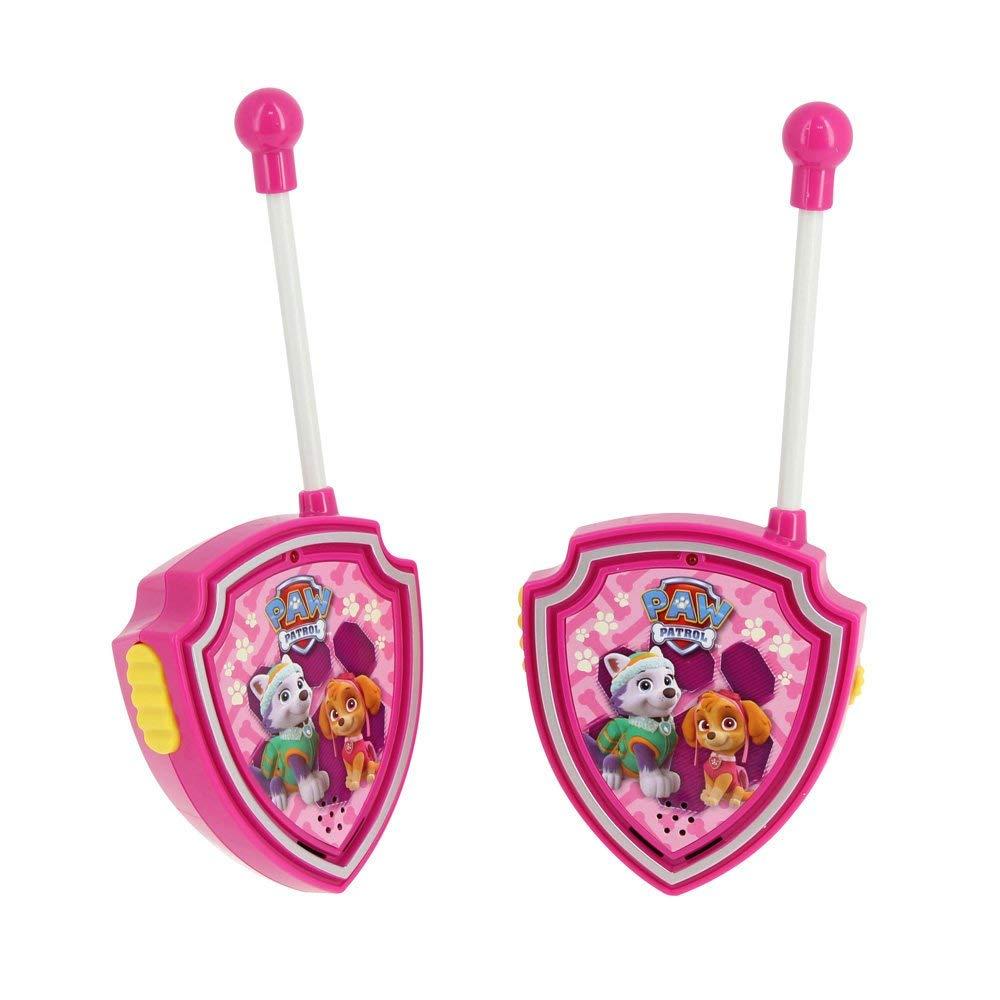 Statie Emisie Receptie Pink Paw Patrol Kidz Delight