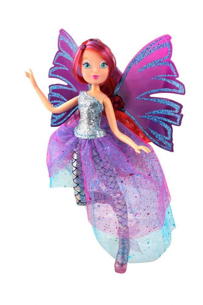 Papusa Sirenix Magic Bloom Winx