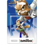 Amiibo Fox No. 6 Super Smash