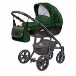 Carucior 2 in 1 Camini Frontera Dark Green