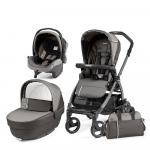 Carucior 3 in 1 Peg Perego Book Plus 51 S Black Class Grey