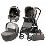 Carucior 3 in 1 Peg Perego Book Plus S Black Class Grey
