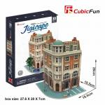 Puzzle 3D Colectia Jigscape Banca 94 de piese