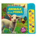 Glasuri vesele - Animale de la ferma