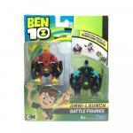 Pachet cu 2 figurine de lupta Torta Vie si XLR8 BEN 10
