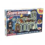 Puzzle Supermag 3D Jucarie cu magnet Castel