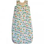 Sac de dormit 1 tog Animale Tropicale 130 cm