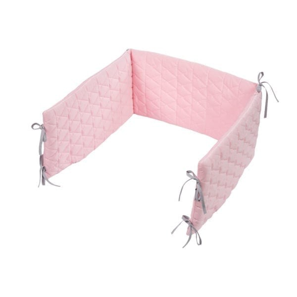 Protectie laterala patut pink