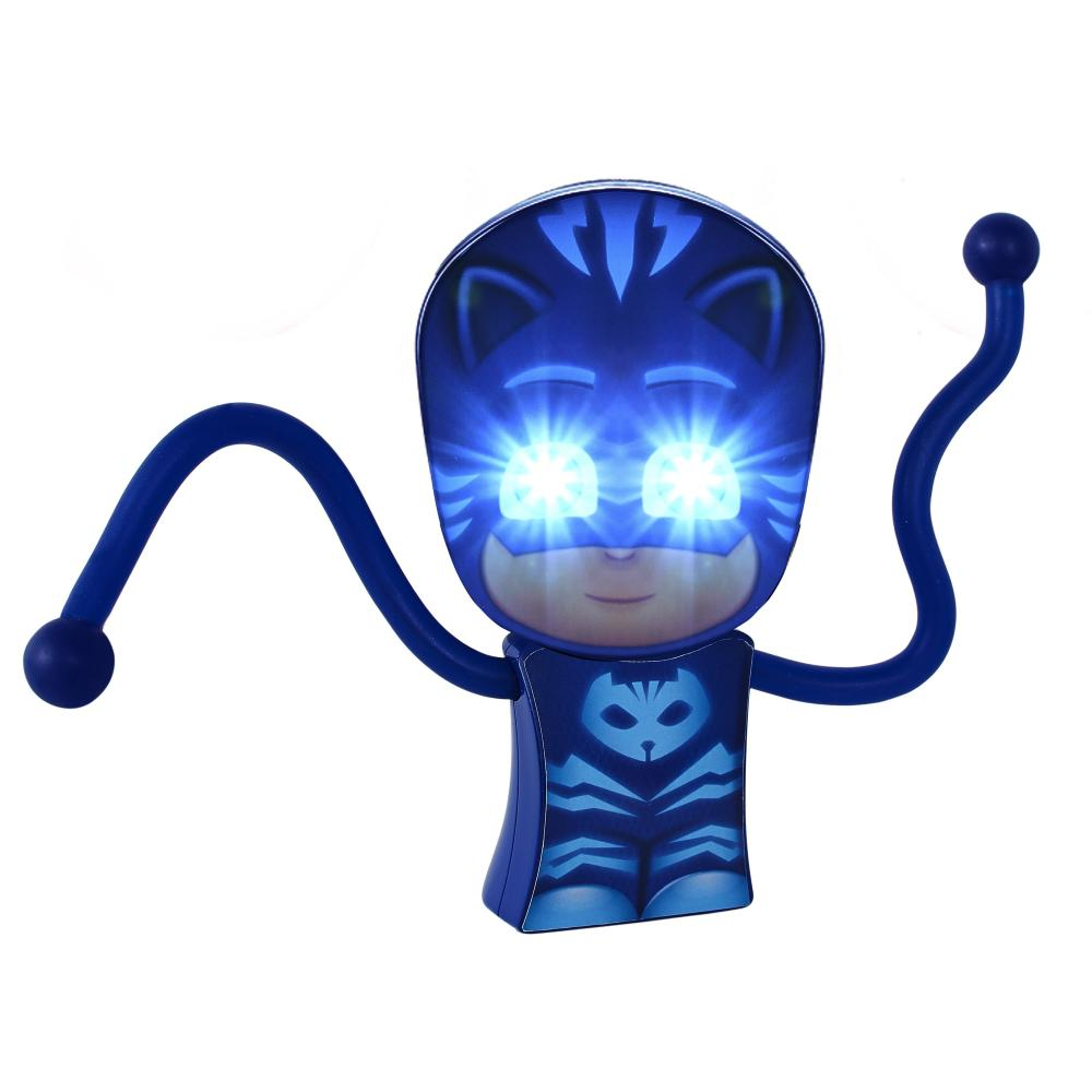 Lampa de veghe pentru copii super erou Catboy