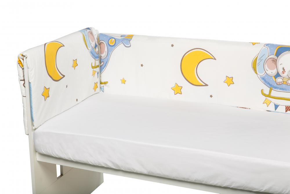 Aparatori Laterale Maxi Pentru Patut Bear Stars
