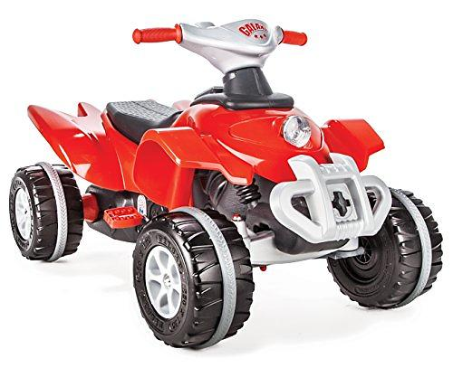 Atv cu pedale Galaxy Red