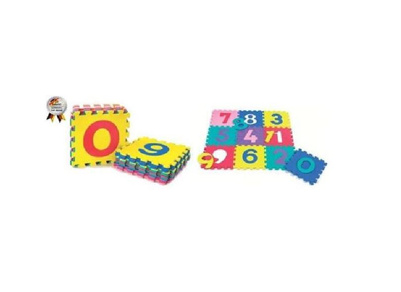 Salteluta De Joaca Cu Cifre Puzzle 10 Piese