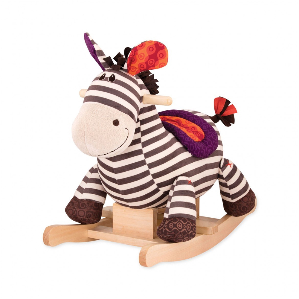 Balansoar Lemn Camera.Balansoar Lemn Zebra B Toys Nichiduta Ro