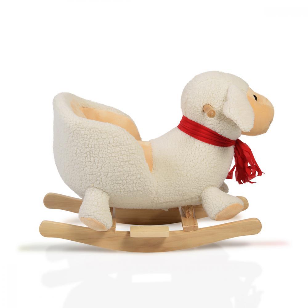 Balansoar plus pentru copii Sheep cu sunete