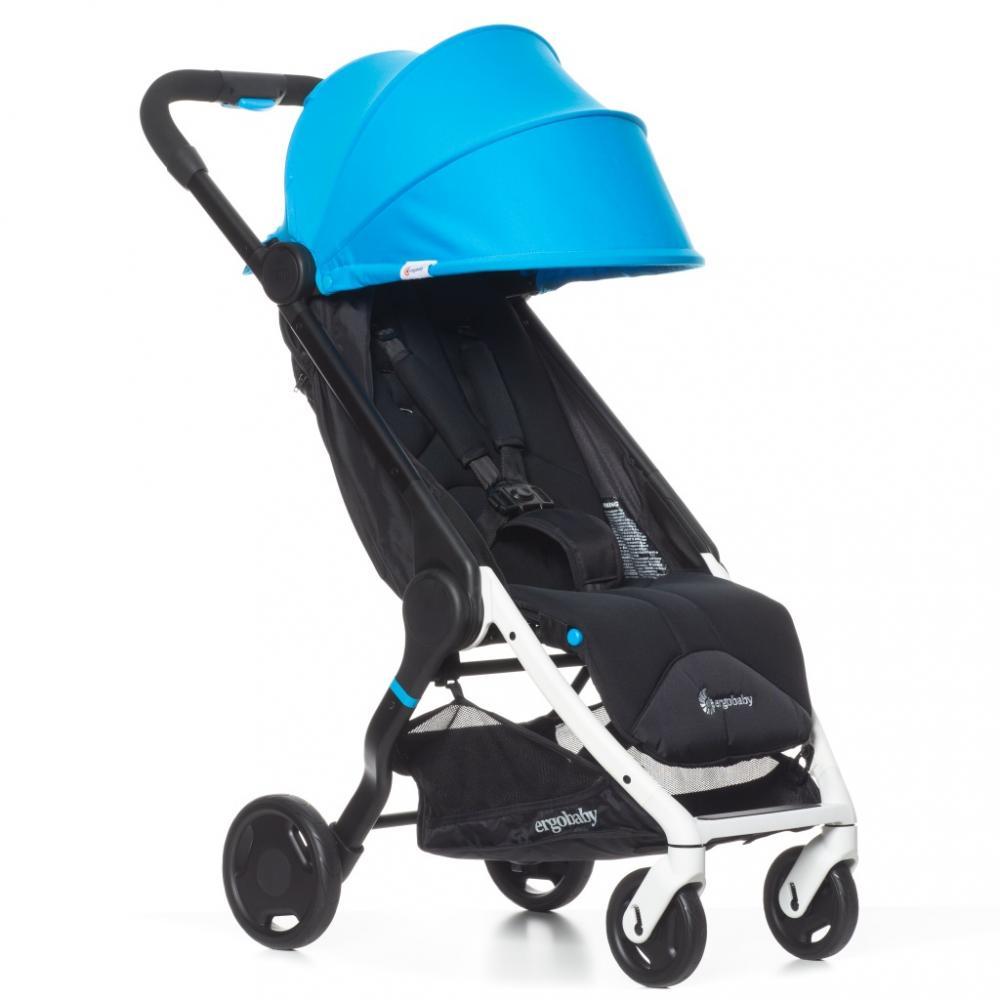 Carucior Sport Compact Ergobaby Metro Bleu + CADOU geanta transport