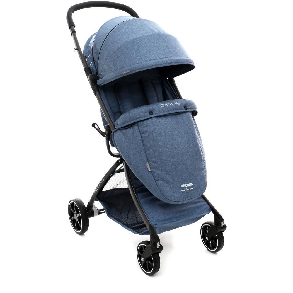Carucior sport Verona Comfort Line Coto Baby Jeans