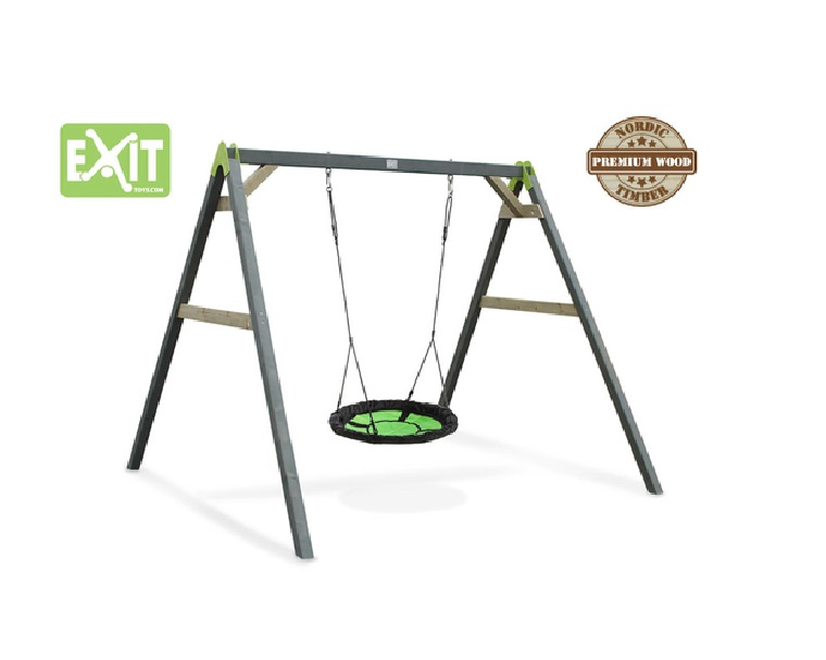 Leagan Cuib Pentru Copii Exit Aksent Nest Swing