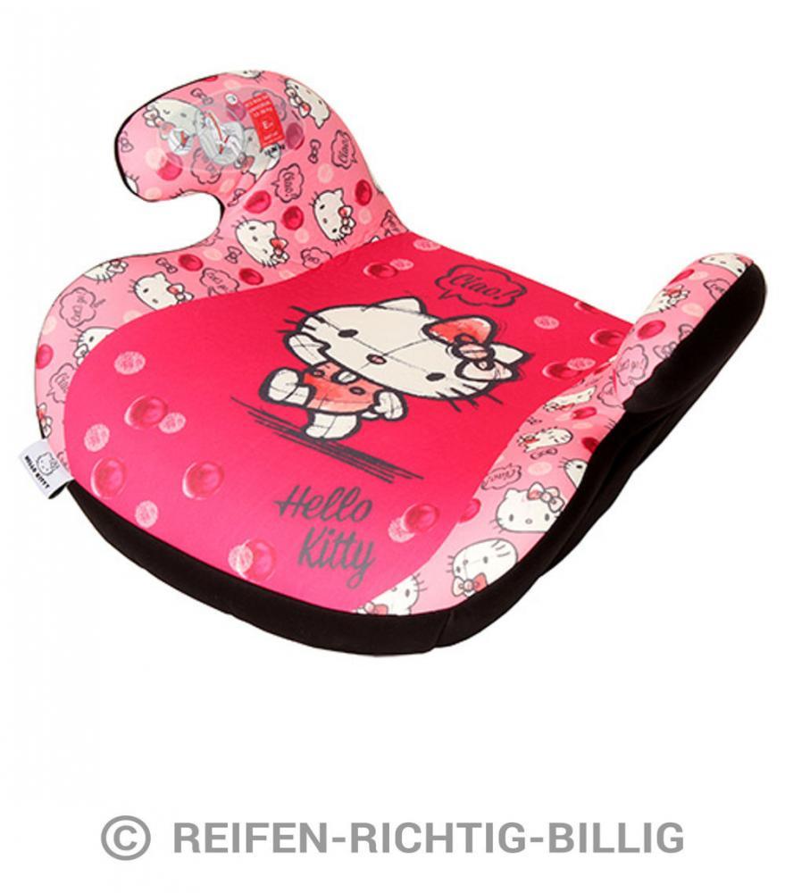Inaltator auto Junior Hello Kitty 15-36 kg Osann din categoria Scaune Auto Copii de la OSANN
